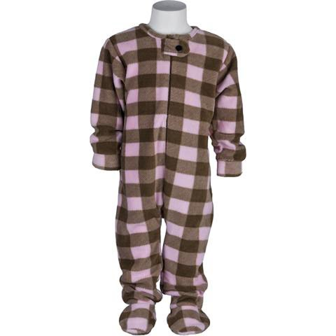Trail Crest Youth Infant Plaid Comfy Crawler