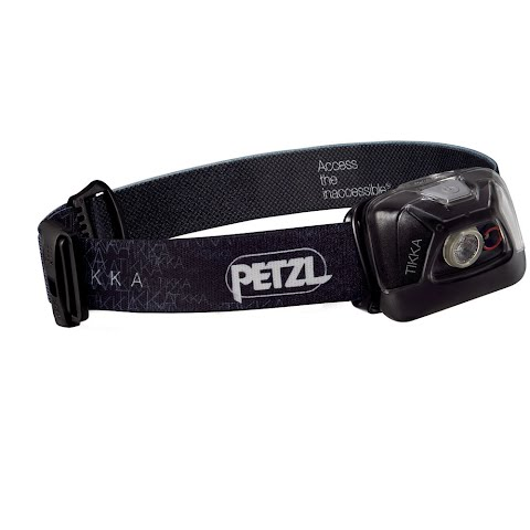 Petzl Tikka Headlamp - Black