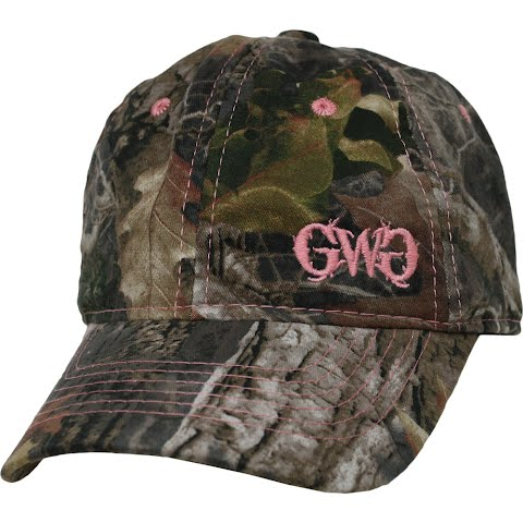 Outdoor Cap Women ' S Girls With Guns Camp Ballcap – True Timber