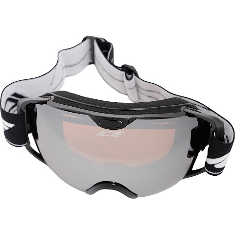 Image of Ice Outdoor Sports Tempest Snow Goggle - Black