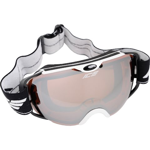 Image of Ice Outdoor Sports Tempest Snow Goggle - White