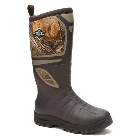 Image of Muck Boot Co Men ' S Pursuit Shadow Pull On Hunting Boot - Realtree Xtra