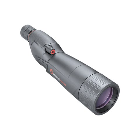Simmons Venture 20 – 60×60 Straight Spotting Scope With Tripod And Case – Black