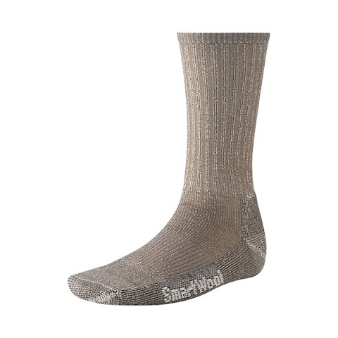 Product image of Smartwool Hiking Light Crew Socks - Taupe
