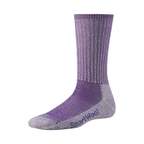 Product image of Smartwool Women ' S Hiking Light Crew Socks - Grape