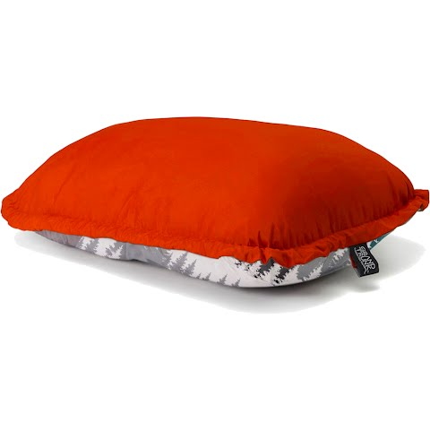 Grand Trunk Puffy Travel Pillow - Bright