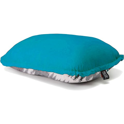 Grand Trunk Puffy Travel Pillow - Peacock