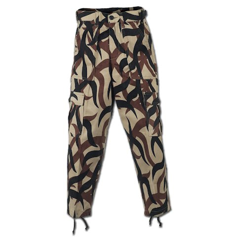 Asat Camouflage Youth Bd Pant – Camo