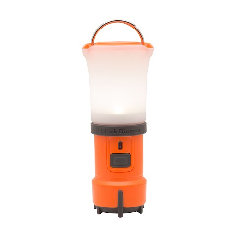 Product image of Black Diamond Voyager Lantern - Vibrant Orange
