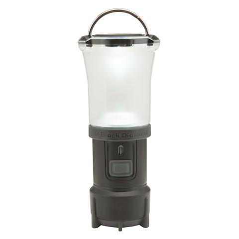 Product image of Black Diamond Voyager Lantern - Matte Black