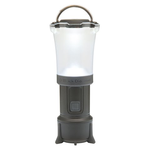 Product image of Black Diamond Orbit Lantern - Matte Black