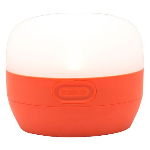 Product image of Black Diamond Moji Lantern - Vibrant Orange