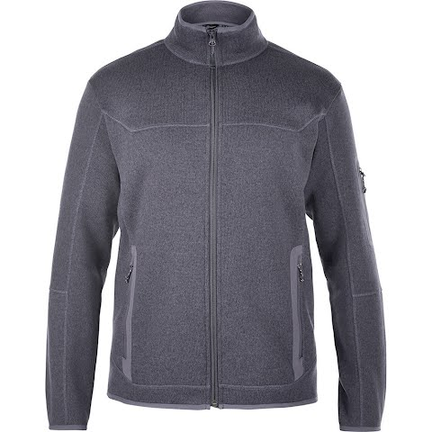 Berghaus Men ' S Tulach Fleece Jacket - Carbon
