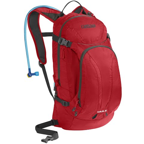 Camelbak Mule 100oz Hydration Pack - Barbados Cherry