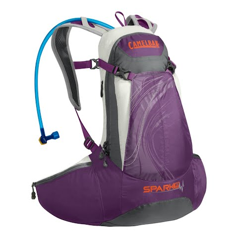 Product image of Camelbak Women's Spark 10 Lr 70oz Hydration Pack - Imperial Purple / Grph