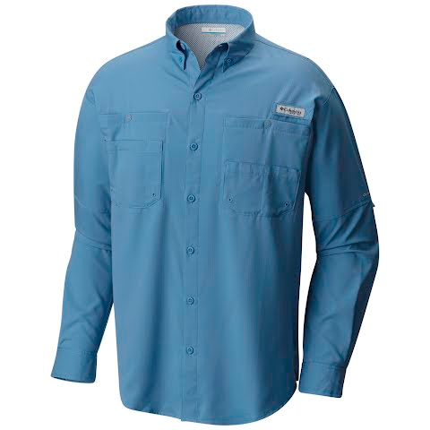 Product image of Columbia Men ' S Pfg Tamiami Ii Long Sleeve Shirt - Skyler