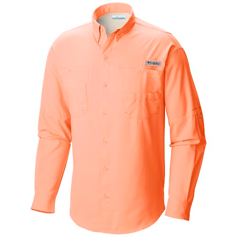 Product image of Columbia Men ' S Pfg Tamiami Ii Long Sleeve Shirt - Cupid