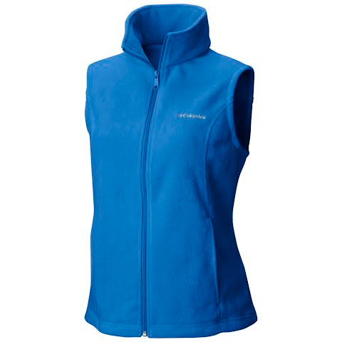 Product image of Columbia Women ' S Benton Springs Vest - Stormy Blue