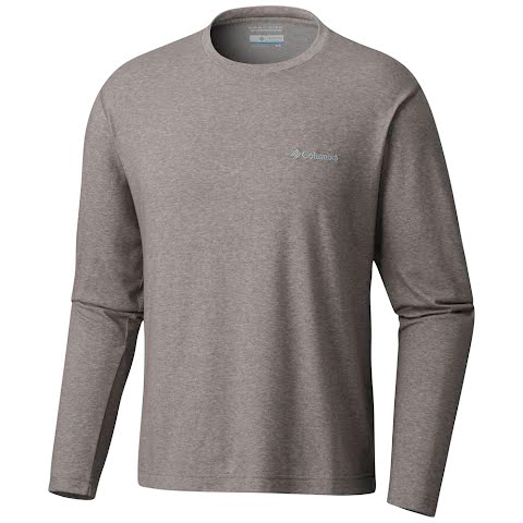 Product image of Columbia Men ' S Thistletown Park Long Sleeve Shirt - Charcoal Heather