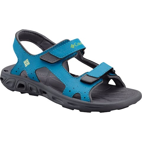 Product image of Columbia Youth Techsun Vent Shoes - Dark Compass / Nuclear