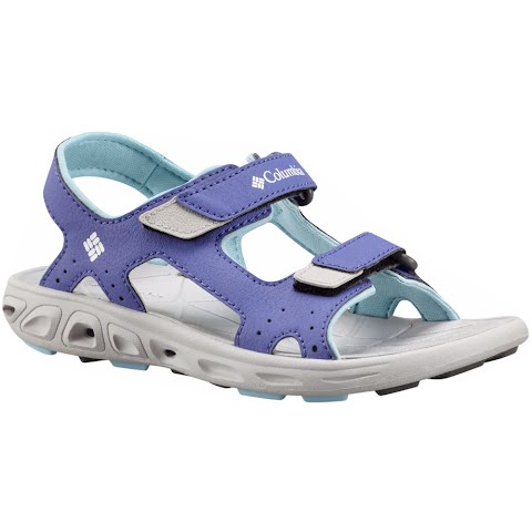 Product image of Columbia Youth Techsun Vent Shoes - Purple Lotus / Sky Blue