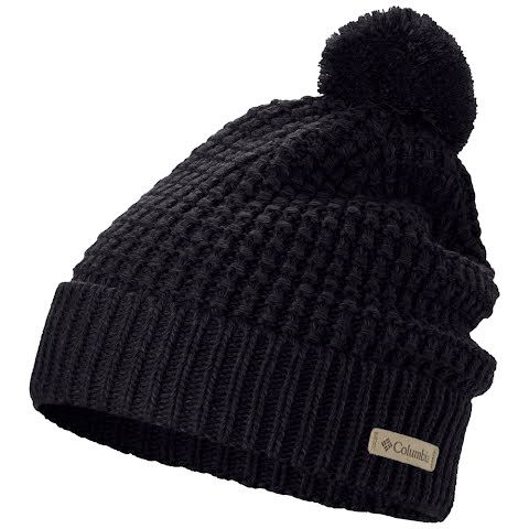 Product image of Columbia Women ' S Mighty Lite Watch Cap Beanie - Black / Graphite