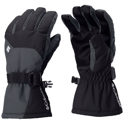 Columbia Youth Whirlibird Gloves - Black (