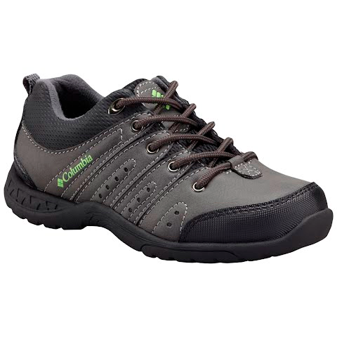 Product image of Columbia Youth Adventurer Shoes - Graphite