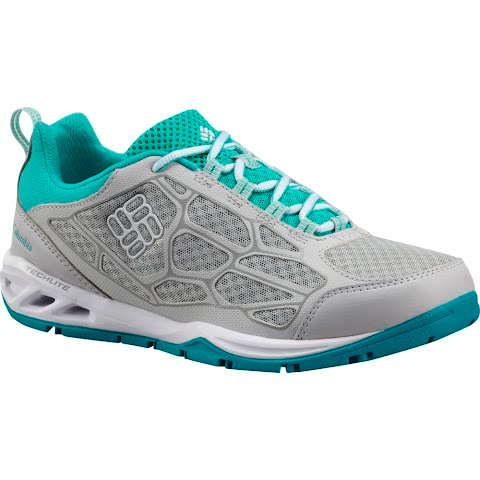 Columbia Women's Megavent Fly Shoes - Cool Grey / Dolphin