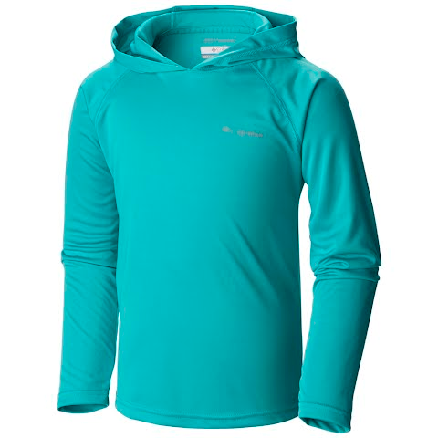 Product image of Columbia Youth Pfg Terminal Tackle Hoodie - Miami