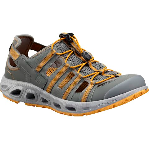 Product image of Columbia Men ' S Supervent Ii Shoes - Charcoal / Squash
