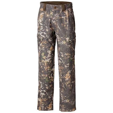 Columbia Men ' S Gallatin Pant – Timberwolf Digital Oak