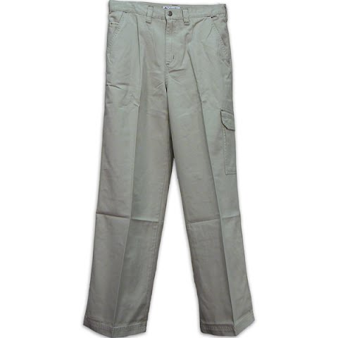 Columbia Youth Boys Splinter Pant - Fossil
