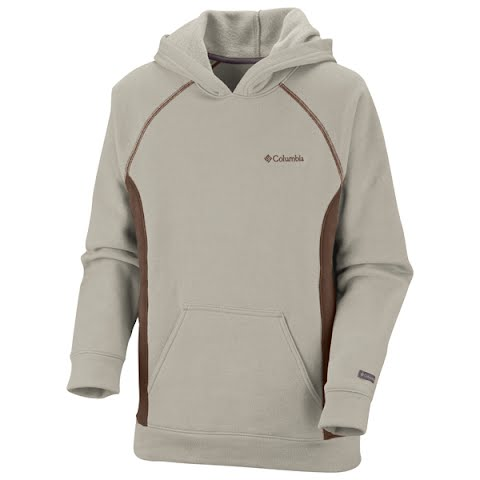 Product image of Columbia Boys Youth Crater Mountain Pullover - Fossil ( 160 )