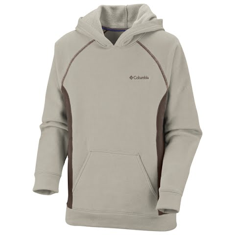 Product image of Columbia Boys Youth Crater Mountain Pullover - Fossil ( 161 )