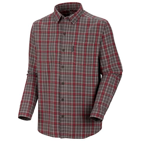 Product image of Columbia Mens Fall Line Long Sleeve Shirt - Blade