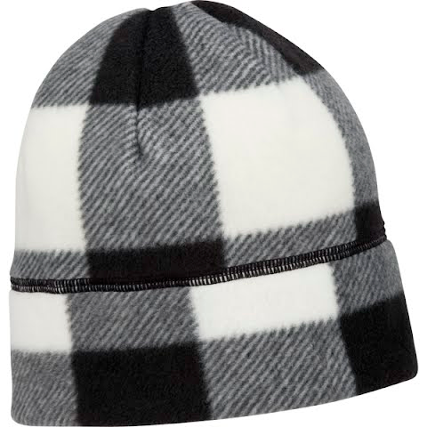 Product image of Columbia Youth Enchanted Forest Fleece Hat - Black / Seasalt Buffal