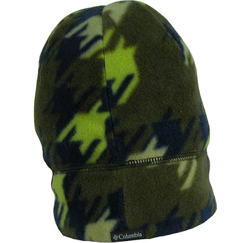 Product image of Columbia Youth Enchanted Forest Fleece Hat - Tank Houndstooth