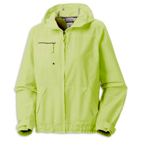Product image of Columbia Women ' S Arch Cape Ii Jacket ( Discontinued ) - Lemongrass