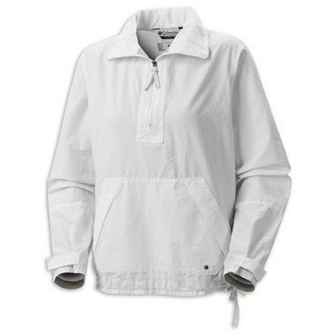 Product image of Columbia Women ' S Arch Cape Pullover - White