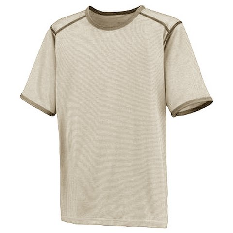 Product image of Columbia Boys Youth Mountain Tech Ringer Tee - Fossil