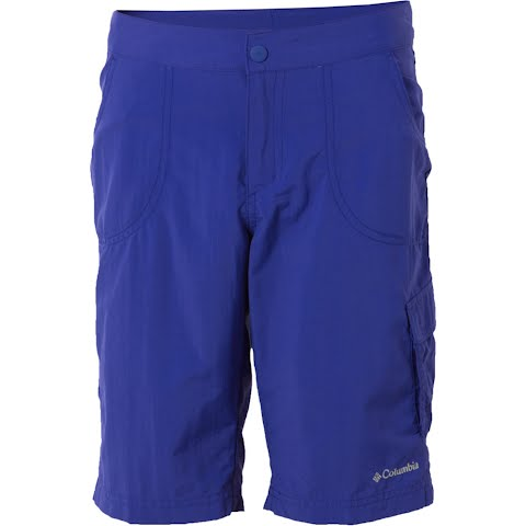 Columbia Girl ' S Preschool Weekend Water Knee Short - Clematis Blue