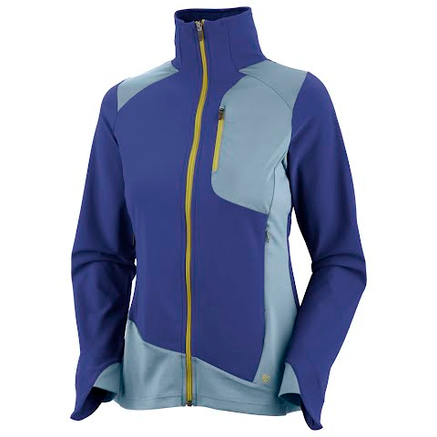 Product image of Columbia Women ' S Trail Twist Ii Jacket - Clematis Blue