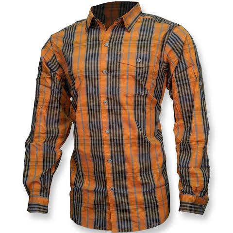 Product image of Columbia Mens Utilizer Plaid Long Sleeve Shirt - Utilizer Plaid