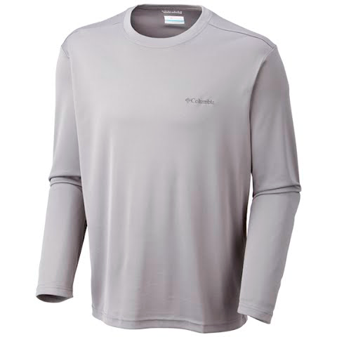 Product image of Columbia Men ' S Meeker Peak Long Sleeve - Cool Grey