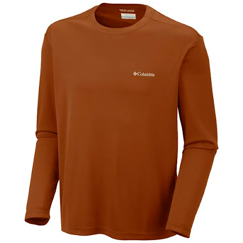 Product image of Columbia Men ' S Meeker Peak Long Sleeve - Cedar