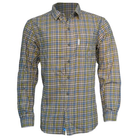 Product image of Columbia Men ' S Frost Warning Long Sleeve Shirt - Major