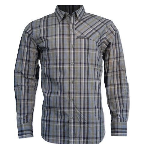 Product image of Columbia Men ' S Cerro Alto Long Sleeve Shirt - Metal