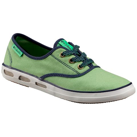 Product image of Columbia Women ' S Vulc N Vent Lace Shoe - Chameleon Green