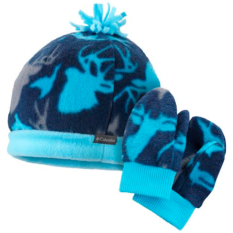 Product image of Columbia Youth Toddler Frosty Fleece Set - Riptide